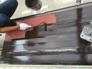 トタン屋根    シャッター塗装