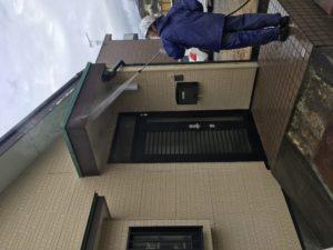 外壁、屋根高圧洗浄