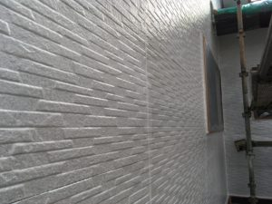 外壁塗り替え