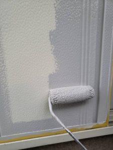 塗り替え雨戸