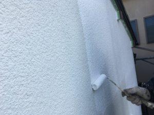 外壁塗装工事👷♂️
