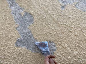塗り替え ひび割れ ケレン