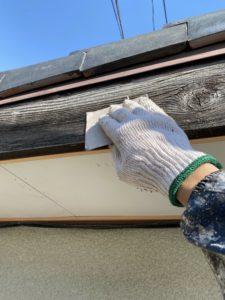 塗り替え木部塗装