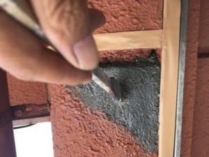 外壁塗装工事👷♀️