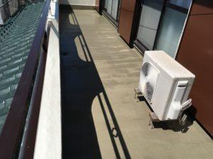 塗り替えベランダ防水
