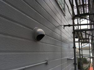 外壁一面塗り替え