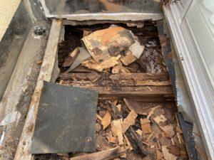 ベランダ 雨漏り 修繕