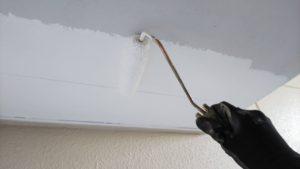塗り替え 鉄骨階段塗装、防水