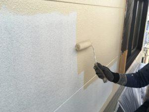 外壁上塗り2色目