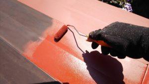 三島市塗り替え屋根塗装