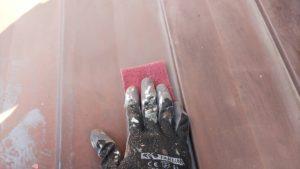 塗り替え屋根トタン塗装