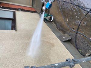 塗り替え 高圧洗浄