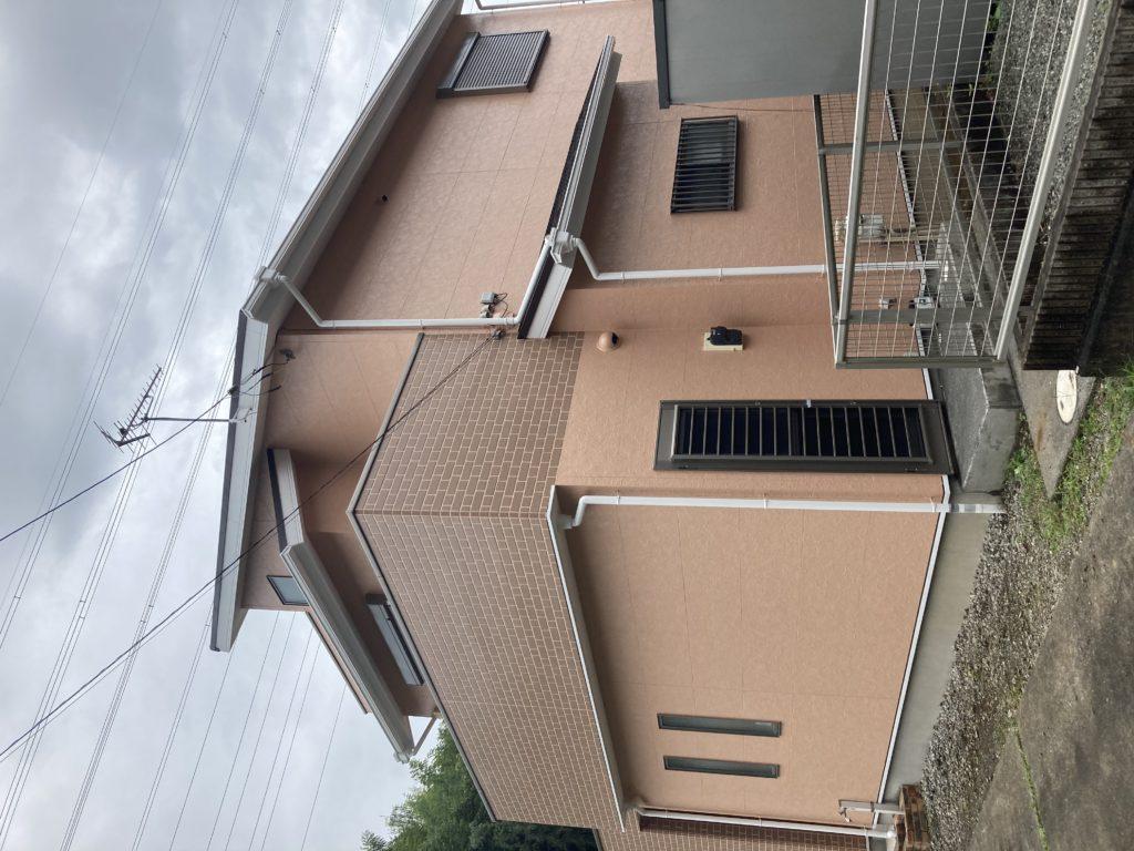 三島市塗り替え外壁屋根塗装