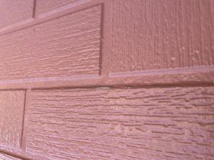 外壁、屋根下塗り