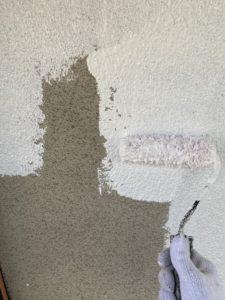 御殿場外壁下塗り