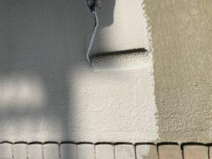 防水材塗装