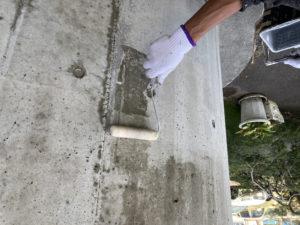 コンクリート撥水