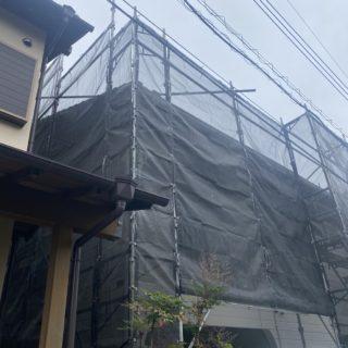 外壁塗替え高圧洗浄